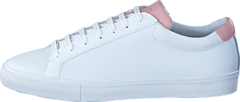 Jim Rickey - Chop Womens Leather White/Pink