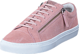 Jim Rickey - Zed Womens Suede Dusty Pink
