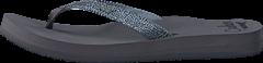 Reef - Star Cushion Sassy Gunmetal