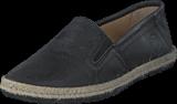 Sneaky Steve - Seal Black leather