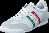 Pantofola d'Oro - Imola Romagna Uomo Low Bright White