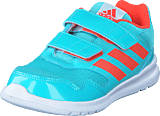 adidas Sport Performance - Altarun Cf I Easy Mint S17/Easy Coral S17/C