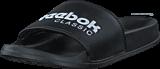 Reebok Classic - Classic Slide Black/White