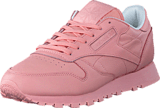 Reebok Classic - CL Lthr Pastels Patina Pink/White