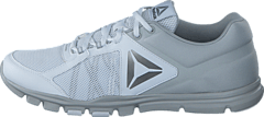 Reebok - Yourflex Train 9.0 MT Wht/Skull Grey/Pewter/Grey