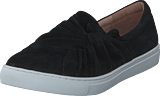 Dasia - Daylily Slip-in bow Black