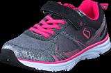 Leaf - Vika Black/Pink