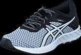Asics - Fuzex Lyte 2 White/Black/Silver
