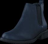 Bianco - Basic Fleece Chelsea Navy Blue