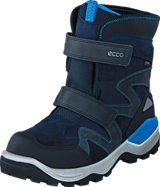 Ecco - 710222 Snow Mountain Black/Marine/Poseidon