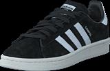 adidas Originals - Campus Core Black/Ftwr White/Chalk Wh