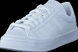 adidas Originals - Courtvantage Ftwr White/Ftwr White/Ftwr Whi