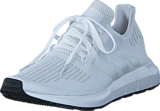 adidas Originals - Swift Run J Ftwr White/Crystal White S16/C