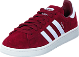 adidas Originals - Campus Collegiate Burgundy/Ftwr White