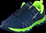 Bagheera - Atom XL Navy/Lime