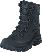 Columbia - Bugaboot Plus III Omni-Heat Black Charcoal