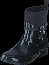 MICHAEL Michael Kors - Charm Stretch Rainbootie 001 Black