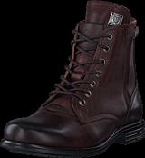 Sneaky Steve - Kingdom Leather Brown