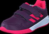 adidas Sport Performance - Altarun Cf K Red Night F17/Super Pink F15/C