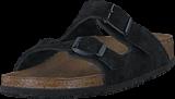 Birkenstock - Arizona Slim Soft Black Suede