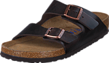 Birkenstock - Arizona Slim Soft Amalfi Dark Brown