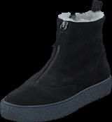 Emma - 495-2127 Suede Wool Lining Black