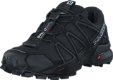 Salomon - Speedcross 4 Black/Black/Black Metallic