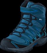 Salomon - Xa Pro 3D Winter Ts Cswp J Mallard Blue/Reflecting Pond