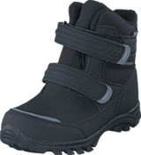 Gulliver - 435-6608 Waterproof Warm Lined Black