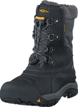 Keen - Basin Wp Children Black/Gargoyle
