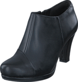 Clarks - Chorus Jingle Black Leather