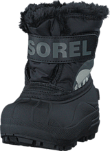 Sorel - Snow Commander Toddler 010 Black