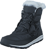 Sorel - Whitney Short Lace 010 Black Sea Salt