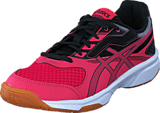 Asics - Upcourt 2 Gs Rouge Red / Dark Grey / Black