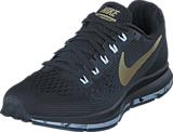 Nike - Wmns Air Zoom Pegasus 34 Black/Anthracite/White/Gold