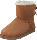 UGG Australia - Mini Bailey Bow II Chestnut