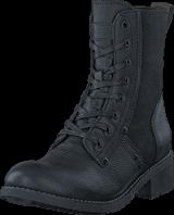 G-Star Raw - Labour Boot Military Lth/Capter Denim
