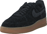 Nike - Air Force 1 Ultra Force Black-Black-Gum Brown