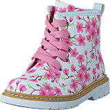 Gulliver - 423-9352 White/Pink