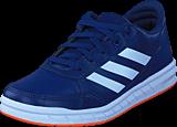 adidas Sport Performance - Altasport K Noble Indigo/Ftwr White/Orange