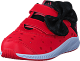 adidas Sport Performance - Dy Minnie Fortarun Cf I Hi-Res Red/White/Core Black