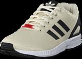 adidas Originals - Zx Flux Off White/Core Black/FtwrWhite