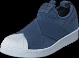 adidas Originals - Superstar Slipon W Raw Steel S18/Ftwr White