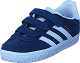 adidas Originals - Gazelle Cf I Collegiate Navy/Ftwr White