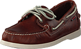 Sebago - Docksides Brown Oiled Waxy Lea