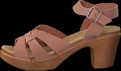 Calou Mona Dark Brown, Schuhe, Stiefel & Stiefeletten, Hohe Stiefeletten, Lila, Schwarz, Female, 36