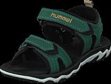 Hummel - Sandal Sport Jr Duck Green
