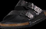 Birkenstock - Arizona Slim Birko-flor Metallic Stones Black