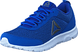 Reebok - Speedlux 3.0 Acid Blue/Navy/Flassh/Wht/Pwtr