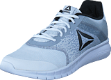 Reebok - Instalite Run White/Cloud Grey/Black